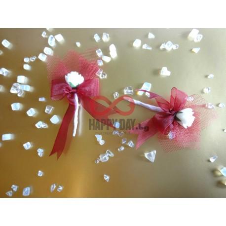 Сватбена бутониера Прима-мини
