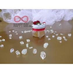 Сватбено подаръче за гостите - Бурканче с мед Хеликс