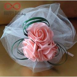 Сватбен букет Рита