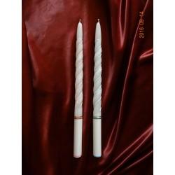 Свещ за кръщене модел № 2
