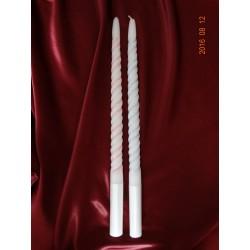 Свещи за кръщене модел №10