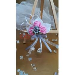 Сватбена бутониера за ревер Вира