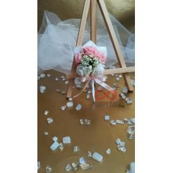 Сватбена бутониера за ревер Макена
